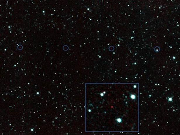 La NASA localizó un nuevo asteroide potencialmente peligroso