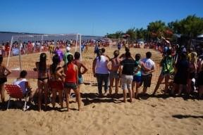 Numerosos eventos deportivos se presentaron en la Fiesta de la Playa