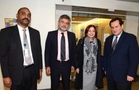 Filmus se reunió con el Comité de Descolonización