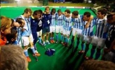 La selección masculina de Hockey parte rumbo a India para disputar la Liga Mundial