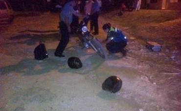 Un policía evitó un asalto a los tiros