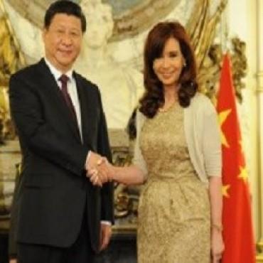 La Presidenta viajará a China en febrero