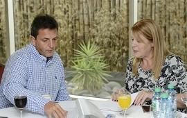 Sergio Massa y Margarita Stolbizer pidieron que Mauricio Macri llame a extraordinarias en febrero para discutir el régimen penal juvenil