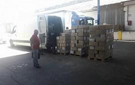 Firma entrerriana concreta exportación a Chile