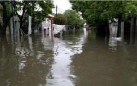 Nuevas lluvias complican aún más la situación del noroeste bonaerense