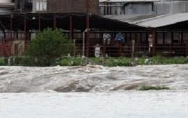 Inundaciones en Santa Fe: el gobernador confirmó que hay entre 500 y 600 evacuados
