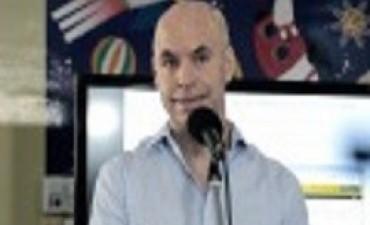Rodríguez Larreta afirmó que no tendrá