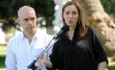 Vidal y los fondos extra de Nación:
