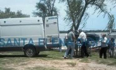 Identificaron los cuerpos hallados en el río pero ninguno es el intendente de Villa del Rosario