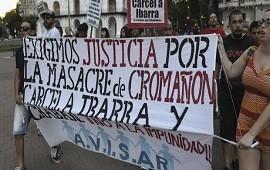 31/12/2017: Un grupo de familiares de víctimas de Cromañón culpó a la corrupción y al Estado por la tragedia