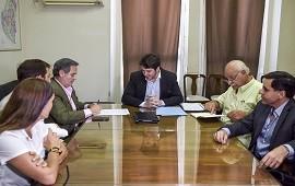 03/01/2018: El gobierno de Entre Rios  incorpora al sector privado para diseñar políticas productivas