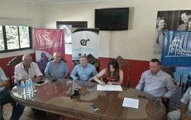 04/01/2018: Empieza la obra de la planta potabilizadora de Villaguay