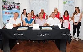12/01/2018: Expectativa por la realización de la Fiesta Provincial del Sol y del Río en Valle María