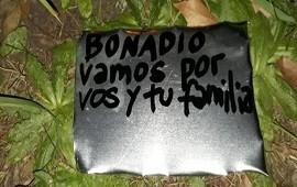 16/01/2018: Encontraron una bomba casera con amenazas contra Bonadio y Patricia Bullrich