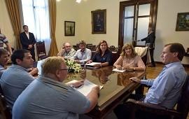 18/01/2018: Bordet definió obras viales, educativas y sanitarias para Paraná Campaña