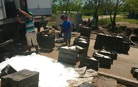19/01/2018: Decomisan más de 9.000 kilogramos de pescados transportados ilegalmente