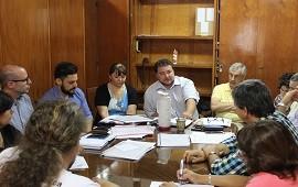 25/01/2018: Comenzaron las reuniones de paritaria de infraestructura docente