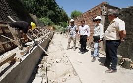 25/01/2018: Con una inversión millonaria la provincia realiza obras hidráulicas en Paraná