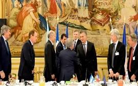 26/01/2018: Macri ante empresarios franceses: