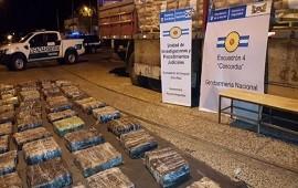 27/01/2017: Secuestran tres toneladas de marihuana en Entre Ríos