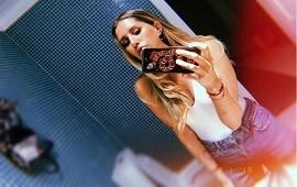 31/01/2018: El sensual destape de Micaela Tinelli