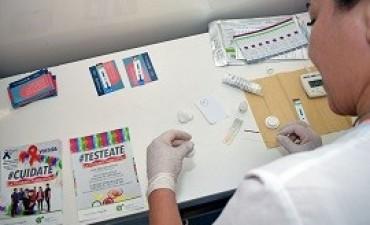 05/01/2018: Se garantiza en forma permanente la detección rápida y temprana del VIH
