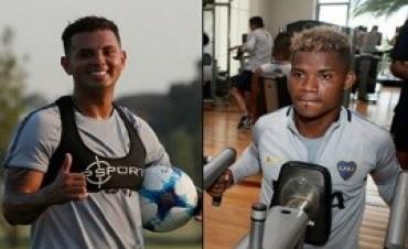18/01/2018: Cardona y Barrios se reintegrarán al plantel