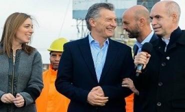 30/01/2018: Vidal y Larreta analizan tomar las mismas medidas que Macri