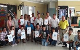 02/01/2019: Familias municipales de San Jaime de la Frontera comenzaron el año en su casa propia