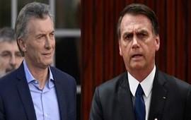 """02/01/2019: Bolsonaro: """"Brasil y Argentina van a caminar juntos"""""""