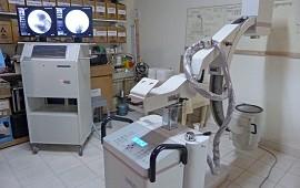 03/01/2019: La provincia entregó equipamiento por más de 3 millones de pesos al hospital San Martín