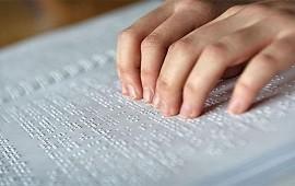 04/01/2019: El Iprodi trabaja para difundir el Braille en distintos ámbitos