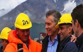 14/01/2019: Macri aseguró en Ushuaia:
