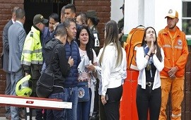 18/01/2019: El terrorismo sacude a Bogotá con un sangriento atentado en una escuela policial