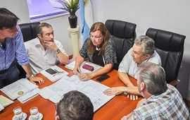 22/01/2019: La provincia proyecta la rehabilitación del acceso a Aldea Protestante