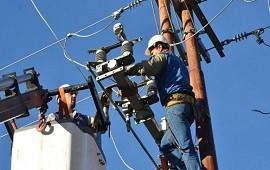 29/01/2019: Avisan que habrá un corte programado de energía eléctrica durante el miércoles