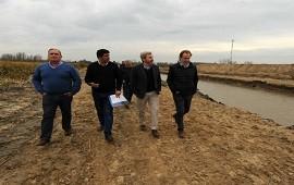 30/01/2019: Con una inversión de 370 millones de pesos, se construirá la defensa de Villa Paranacito
