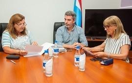 09/01/2019: Destacan la inversión vial de la provincia en el acceso a Enrique Carbó