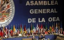 10/01/2019: La OEA declaró ilegítimo al gobierno de Maduro