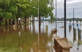11/01/2019: El municipio confirmó que dos familias solicitaron ser evacuadas