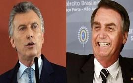18/01/2019: Comercio, Venezuela y Mercosur: la agenda de la reunión entre Mauricio Macri y Jair Bolsonaro