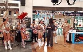 16/01/2019: La pasión del Carnaval de Concordia se transmitió por Telefe