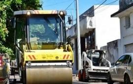 17/01/2019: Las condiciones climáticas dificultan el arreglo de las calles