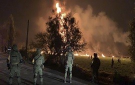 19/01/2019: Al menos 66 muertos al explotar un ducto de combustible en México