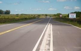 20/01/2019: Concluyeron los trabajos de rehabilitación de la ruta provincial 16, desde Larroque a la autovía 14