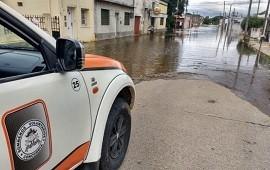 23/01/2019: El río continua descendiendo en el puerto de Concordia