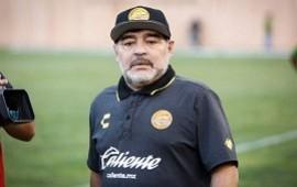 23/01/2019: Maradona, sobre la desaparición de Emiliano Sala: