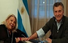 24/01/2019: Macri recibió a Carrió en Olivos tras varios meses de distanciamiento