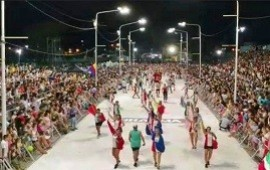 24/01/01/2019: Más de ocho mil personas vivieron la previa del Carnaval