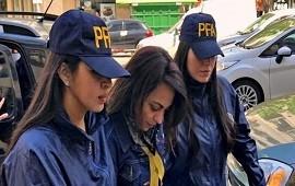 25/01/2019: La viuda de Muñoz vuelve a la cárcel de Ezeiza ya que Bonadío aún no homologó su acuerdo como arrepentida